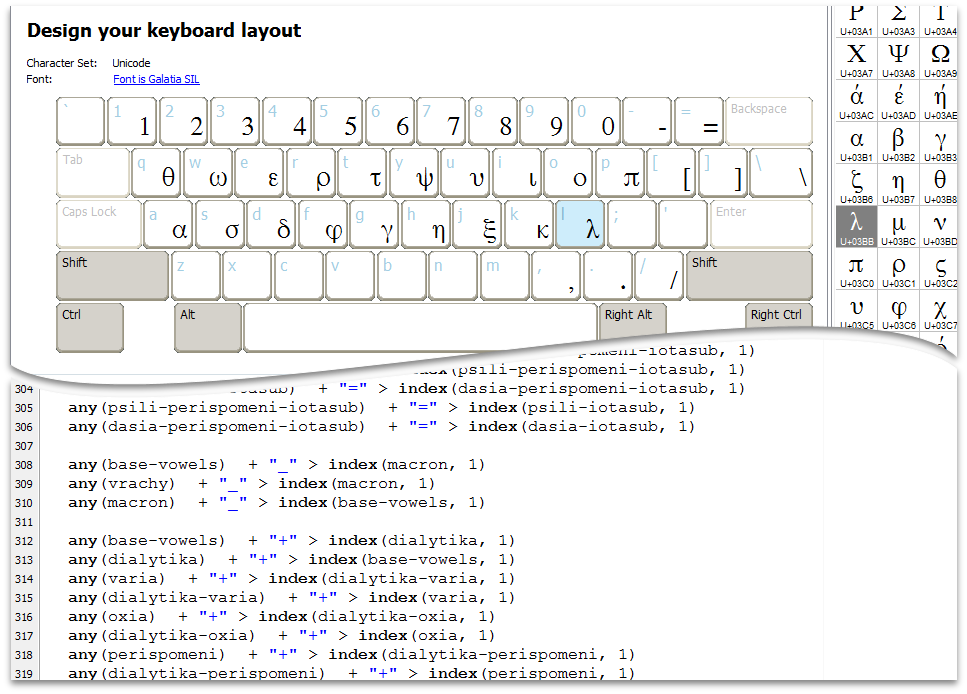 Features | Keyman Developer 11 0